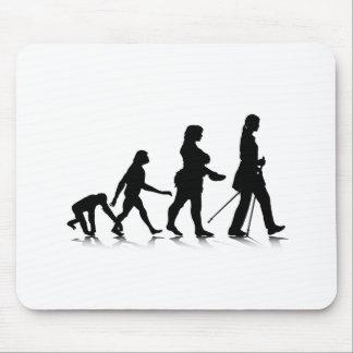Human Evolution_8 Mousepad
