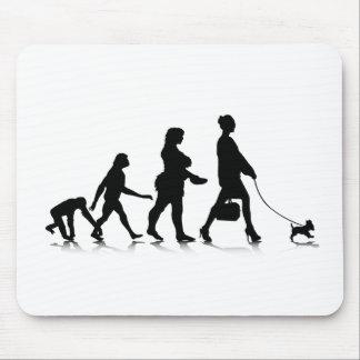 Human Evolution_9 Mouse Pads