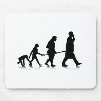 Human Evolution Mousepad
