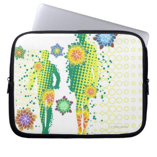 Human Figure Laptop Sleeve