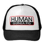Human Guinea Pig Trucker Hat