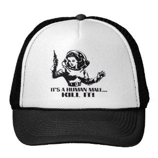 Human Male Hat