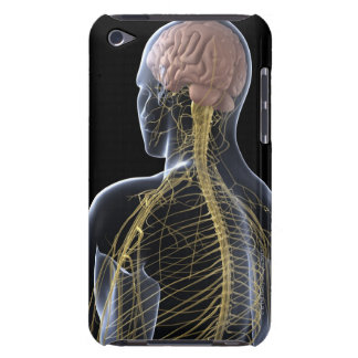 Human Nervous System iPod Case-Mate Case