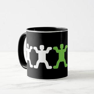 Human Pictogram Mug