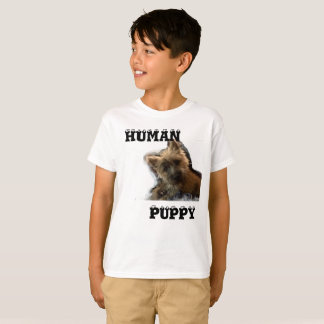 Human Puppy T-Shirt