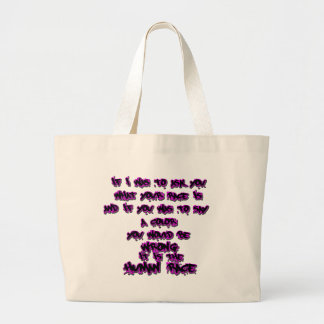 human race 02.png large tote bag