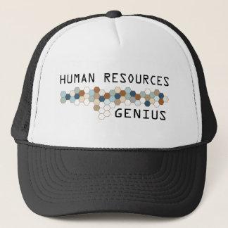 Human Resources Genius Trucker Hat
