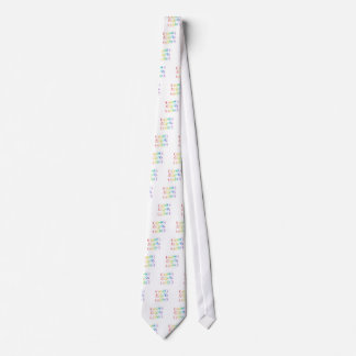 Human Rights Matter Tie