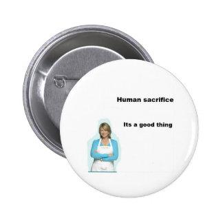 Human sacrifice button