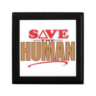 Human Save Gift Box
