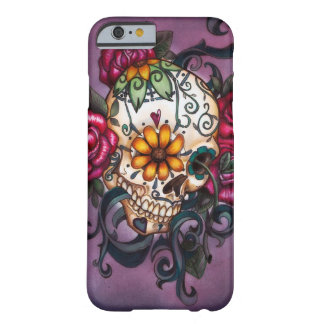 Human Skull Barely There iPhone 6 Case