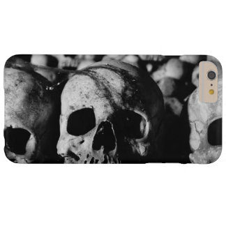 Human Skull Collection Barely There iPhone 6 Plus Case
