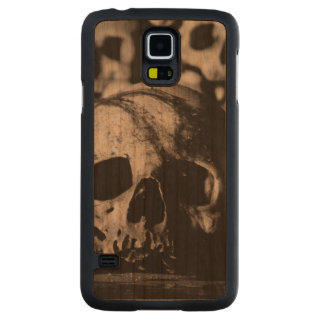 Human Skull Collection Cherry Galaxy S5 Case
