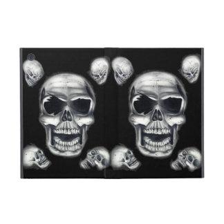Human Skulls Black Powis iCase iPad Mini Case