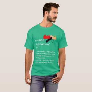 Human Unity 101 T-Shirt