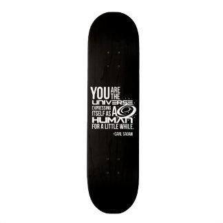 Human Universe Skate Board Deck