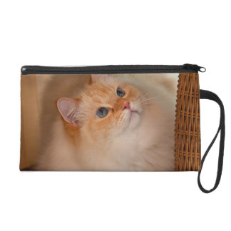 Humane Society cat Wristlet Clutches