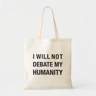 Humanit(ote) Tote Bag
