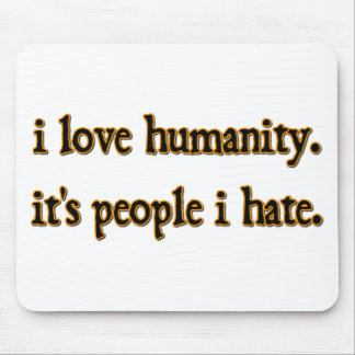 Humanity Mouse Mat