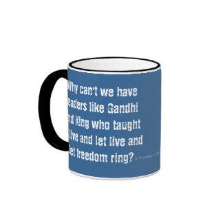 Humanity Coffee Mugs