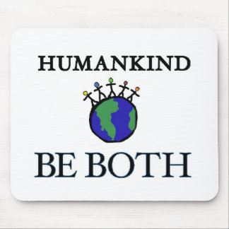 Humankind Mouse Mat