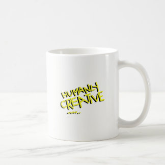 Humanly Creative Mug-I Coffee Mug