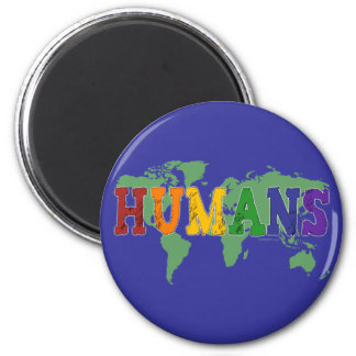 Humans (Gay) Magnet