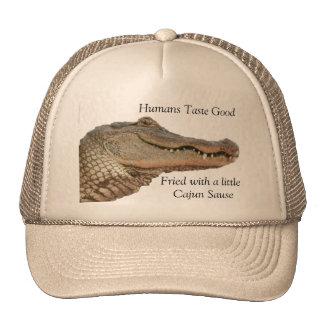 Humans Taste Good Hat