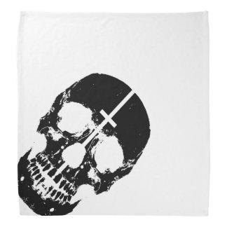 humanskull bandana