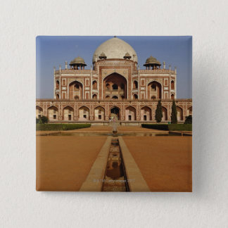 Humayun's Tomb 15 Cm Square Badge