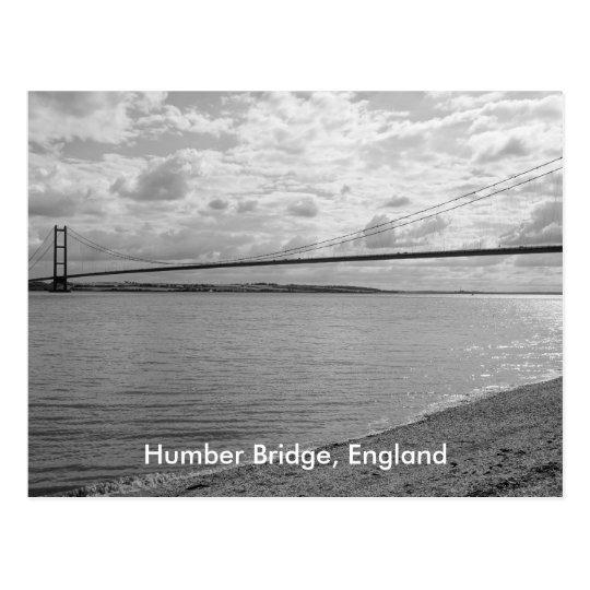 Humber Bridge Postcard