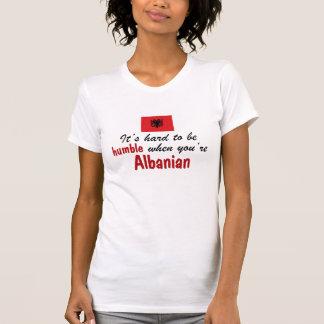 Humble Albanian Tee Shirt