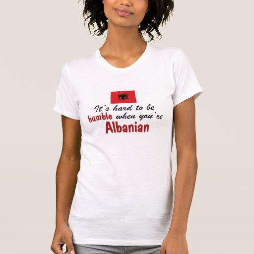Humble Albanian Tee Shirts