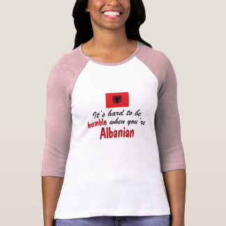 Humble Albanian T Shirt
