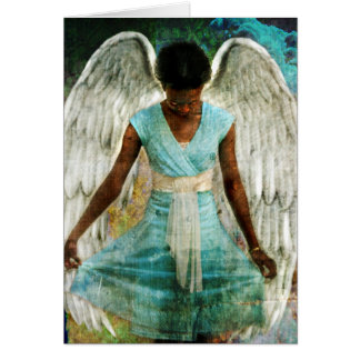 Humble Angel Card
