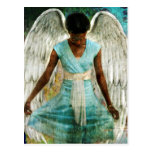 Humble Angel Postcard