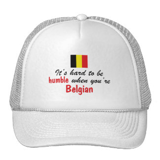 Humble Belgian Trucker Hat