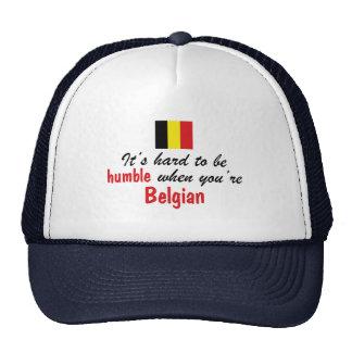 Humble Belgian Hats