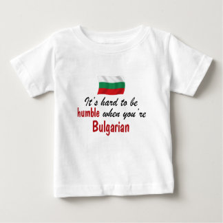 Humble Bulgarian Shirt