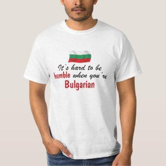 Humble Bulgarian Shirts