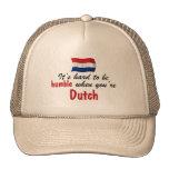 Humble Dutch Hats