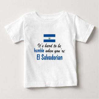 Humble El Salvadorian Baby T-Shirt