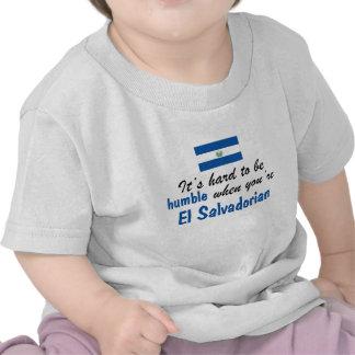 Humble El Salvadorian Tshirt