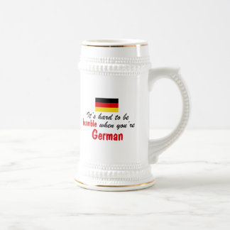 Humble German Beer Steins