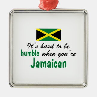 Humble Jamaican Christmas Ornament