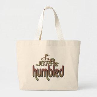 humble jumbo tote bag