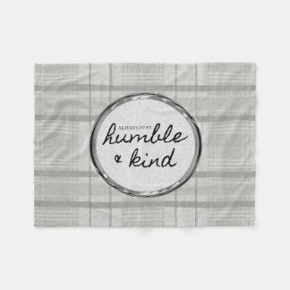 Humble & Kind Blanket