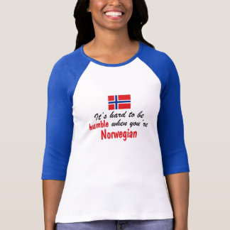 Humble Norwegian T-Shirt