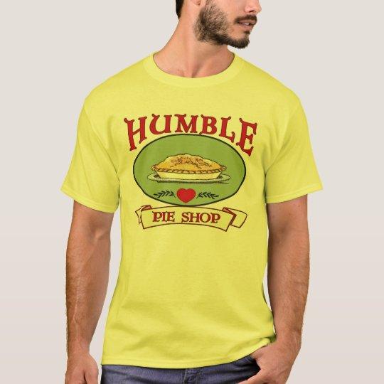 Humble Pie Shop T-Shirt