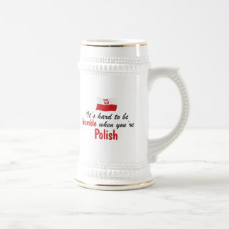 Humble Polish Beer Steins